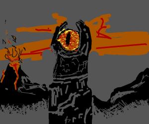 Eye or Sauron