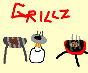 grillaz