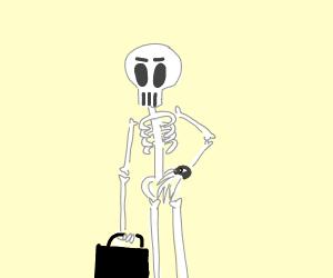 Business skeleton