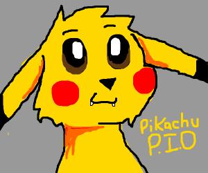 Pikachu pio