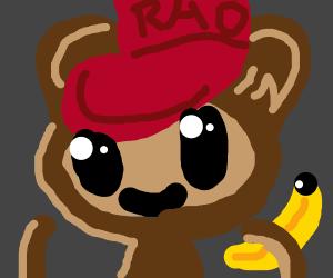 Rad Monkey