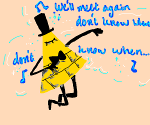 Tallented Bill cipher
