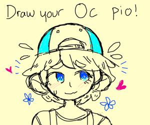 draw your oc pio