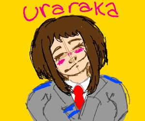 Uraraka from BNHA/MHA
