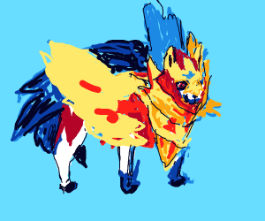 Zamazenta (Pokemon Sword and Shield)