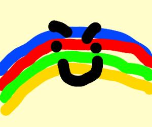 Rainbow God