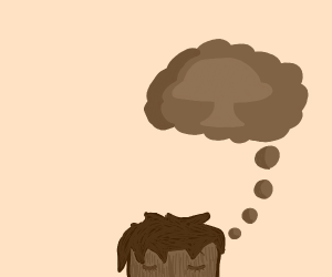 depressed man thinking about past mistakes