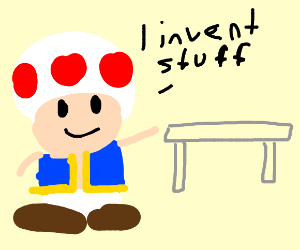 Inventor Toad