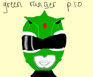 green ranger pio