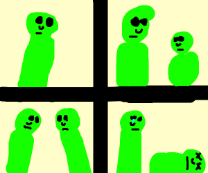 Loss  (ctrl+alt+del comic) martian version