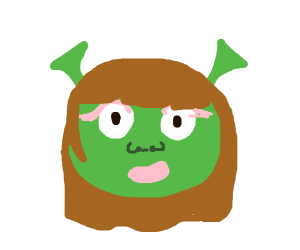 female Shrek