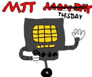 it's mtt monday