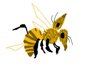 Mutated Bee Monster