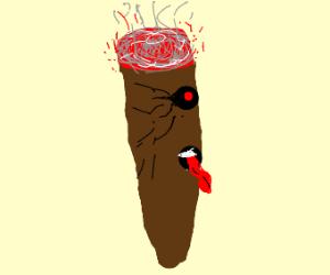 Evil Cigar