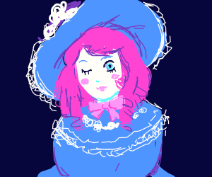 One-eyed Doll