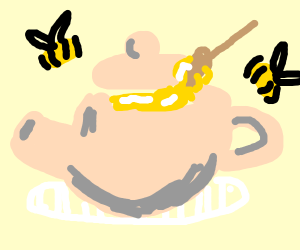 Honey in a Teapot