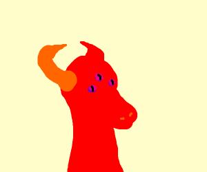 A 3-Eyed Dragon