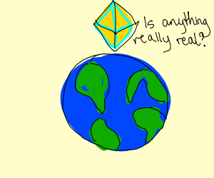 The Earth as a sim