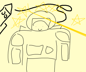 5 star astronaut
