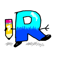 R from Rawception