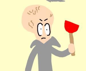 Brainy Plumber