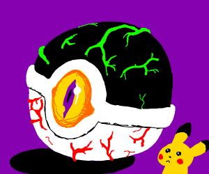 weird pokeball