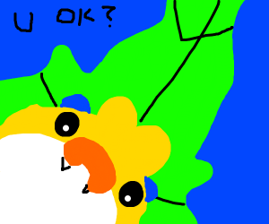 Sewaddle is concerned for you