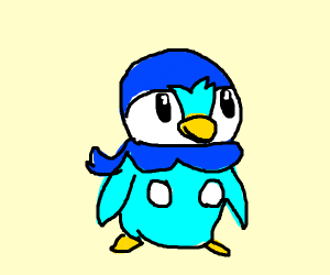 Piplup :D