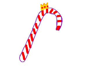 king candy cane