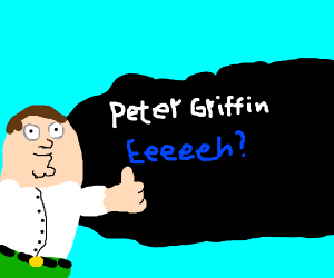 Peter Griffin for smash