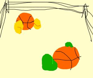 Basketball Fight