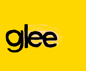 Glee title page