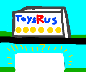 Toys R Us is gone