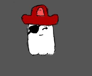 female ghost captain