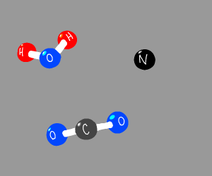 Water, Nitrogen, and Carbon Dioxide