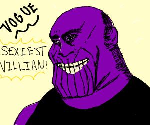 Sexy Thanos