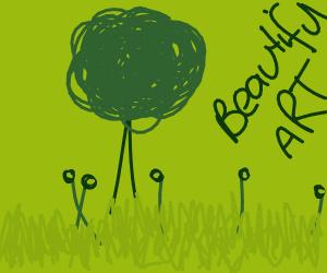 art is always beautifull