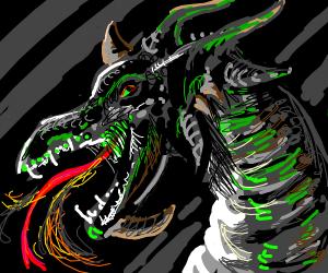 a Dragon.
