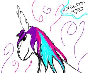 Unicorn PIO ( Pass it on)