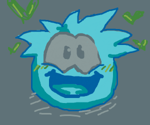 puffle from club penguin