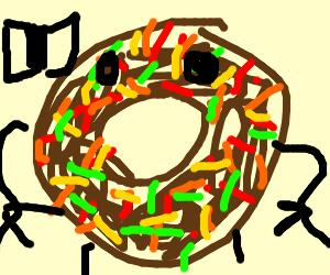 Donut Teacher