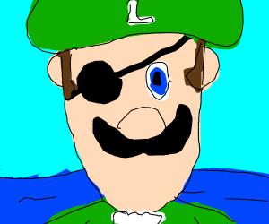 Pirate Luigi