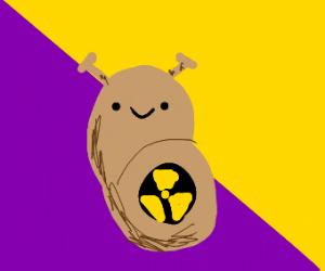 Area 51 potato