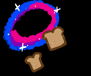 Bread in Space