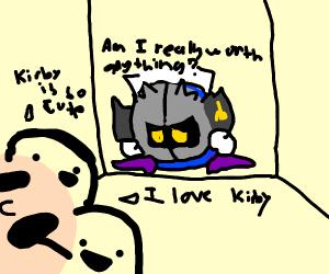 Kirby is very cute