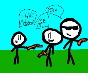 Nerf Gun Bois