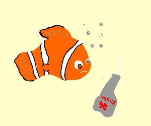 Nemo on vodka