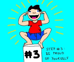 Step 2: skip to step 3.