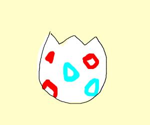 Togepi's shell