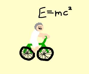 Einstein Biking